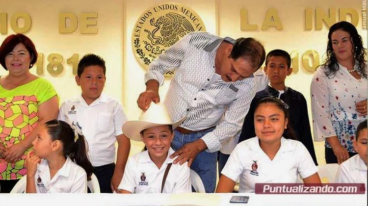 Cabildo infantil en Angostura