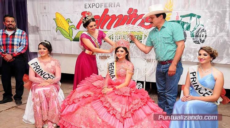 Inauguración de la Expo  Feria Palmitas 2015