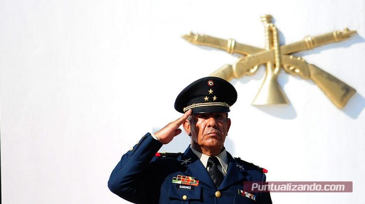 Angel Sanchez Zarate. comandante 42 batallon de infanteria