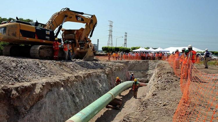 gasoducto Mazatlán