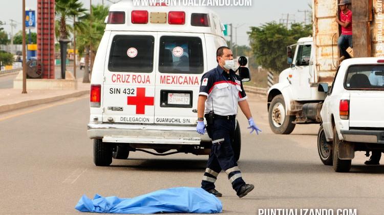 Accidente salida sur, Prado Bonito
