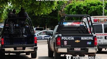 Policias, municipales, operativo