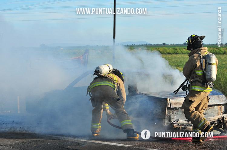 bomberos guamúchil